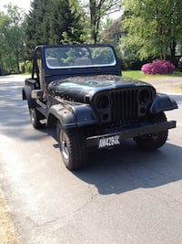 Jeep chassis CJ - 1979 chassis  only Vienna
