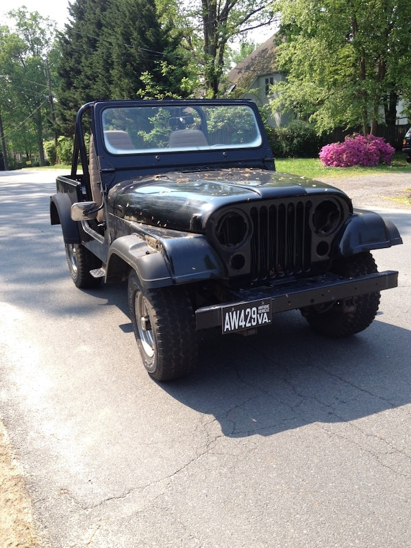 Jeep chassis CJ - 1979 chassis  only 4b864ba5-5879-426b-a2fa-451f44804dd7