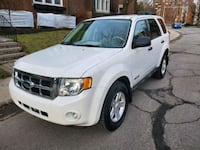 2008 Ford Escape Hybrid Montreal