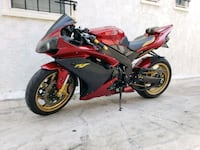red and black sports bike Los Angeles, 90047