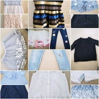 Selling girls clothes size 6-7 and 8-10  Fairfax, 22031