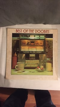 Best of the doobies box