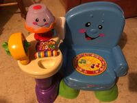 Fisher-Price Laugh & Learn: Musical Learning Chair 37 km