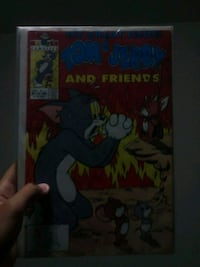 tom and jerry old comic Guelph, N1E 7E9