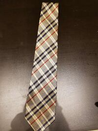 "Authentic Burberry tie ""100% real"" Surrey, V4A 8R4"