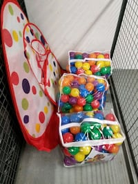 Ball pit for your little one Toronto, M9B 3Y8