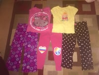 Size 3T toddler girl clothes lot Saginaw, 48609