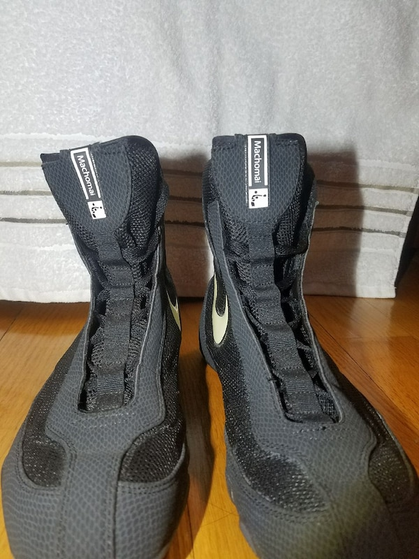 590852c3362ad Nike Boxing Shoes- Nike Machomai Mid (Size: 10 US)