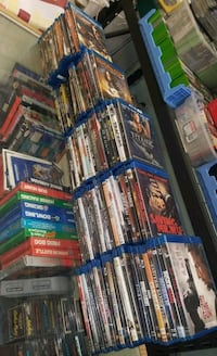 Use blueray movies $3.00 each Portsmouth, 23702