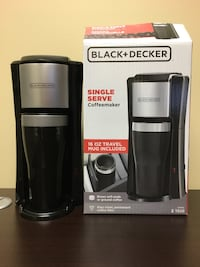 Black+Decker Single Serve Coffeemaker