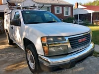 2009 GMC Canyon Frederick