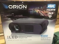 Orion, 4K, LED, Android Smart Projector Duluth, 30096