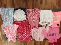baby's assorted-color clothes lot Burton, 48519