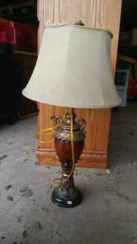 neat old lamp