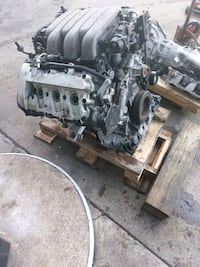 black and gray car engine Greenbelt, 20770