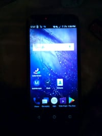 ZTE android smartphone Seattle, 98106