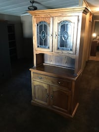 brown wooden cabinet with drawer Bakersfield, 93309