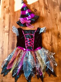 Girls witch costume in great condition  Cambridge, N3H 1W4