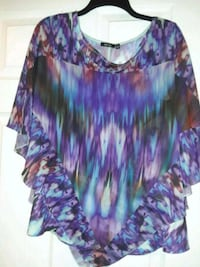 Apt 9 Pop over Top Size Large
