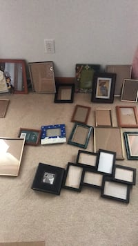 black wooden photo frame lot Bonita Springs, 34135