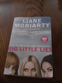 Big Little Lies book by Liane Moriarty Toronto, M3N 1E4
