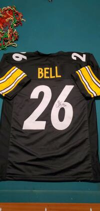 Leveon Bell Pittsburg Steelers Autograph Jersey