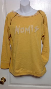 NOMIS Pocket Sweater: Ladies Size Small 539 km