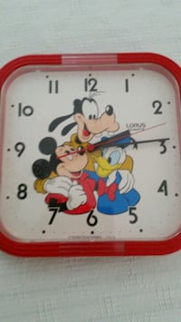 Mickey and Friends clock  Boynton Beach, 33435