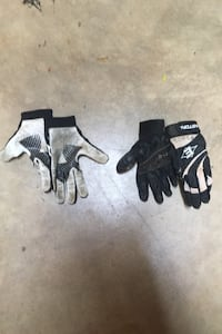 Youth sports gloves (sold separately) Arlington, 22207