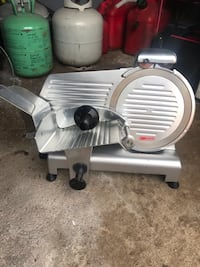 Brand new Meat slicer without box Clinton