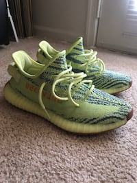 Yeezy 350 frozen yellow TRADES ONLY!! Manassas, 20109