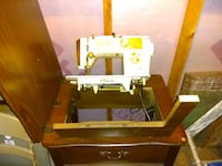 Sewing machine and cabinet Guyton, 31312