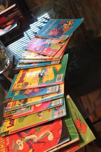 Classic vintage comic books $2.00 each or $15 for all.