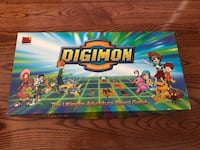 Digimon Digital Monsters The Ultimate Adventure Board Game 2000 Complete Pickering, L1V 4X8