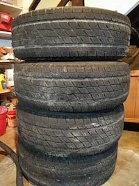 Automotive Tire set Columbia, 38401
