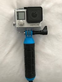 GoPro Hero 4 + waterproof case Guelph, N1G 4T9