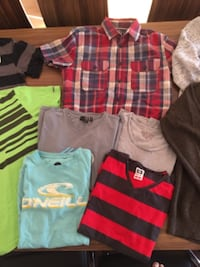 Men clothes (jack and jones , Rebook , Nike , oneill and H&M  Lachine
