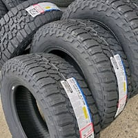 BRAND NEW FALKEN WILDPEAK TIRES SIZE: 265/65R17 PRICE: $150 EA Perth Amboy, 08861