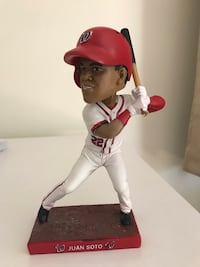 Juan Soto Bobble Head (from this season) Washington, 20009