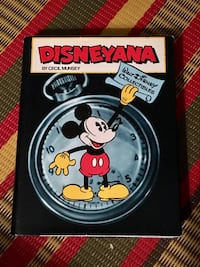 Disneyana collectibles book Toronto, M2M 2A3