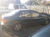 1998 Honda Civic Automatic 4 Door Warren