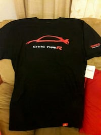 Civic Type R Tshirt Passaic, 07055