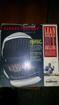 George Foreman Grilling machine