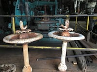 Antique  old fountain and it works Sumter, 29150