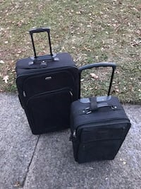 Two suitcases  North Arlington, 07031