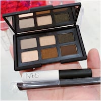 PRICE IS FIRM, PICKUP ONLY - Nars And God Created The Woman Eye Kit  Toronto, M4B 2T2