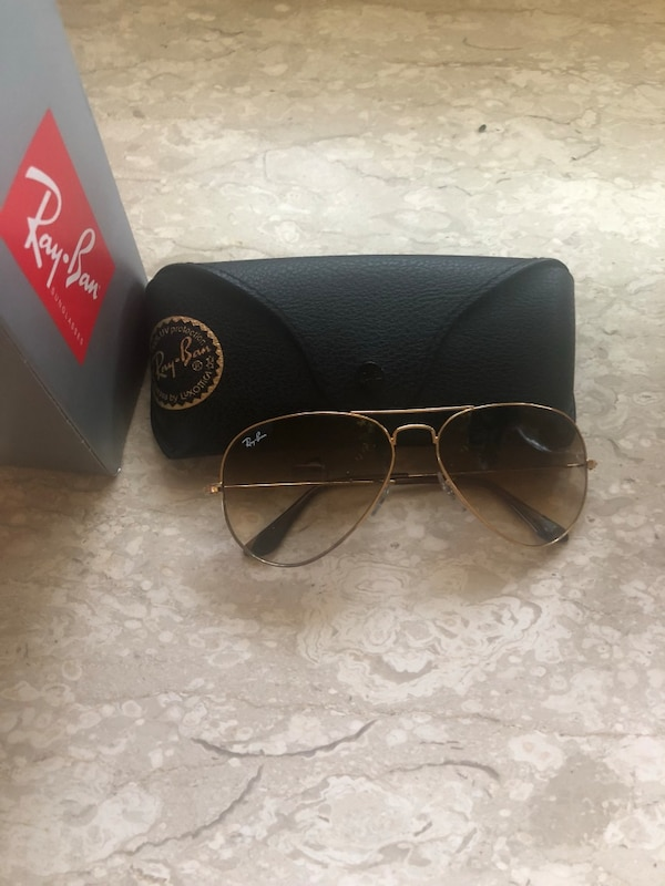 246c5a5378 Used Ray-ban aviators brand new for sale in Decatur - letgo