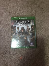 New Assassin's Creed Syndicate Xbox One  Edmonton, T5B 2J6