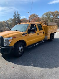 2012 Ford F-350 Super Duty Chassis Cab College Park