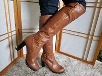Aldo high thigh knee boot size 8,  Woodstock, N4S 7B1